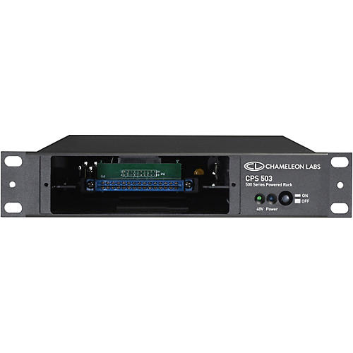 Chameleon Labs CPS503 Modular 500-Series Power System