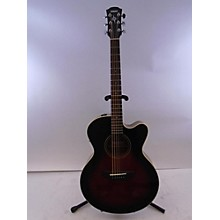 Yamaha CPX-5 Acoustic Electric Guitar