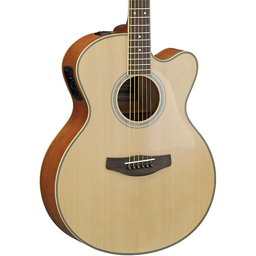 yamaha cpx500iii medium jumbo cutaway acoustic electric guitar guitar center. Black Bedroom Furniture Sets. Home Design Ideas
