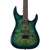 Deals on Schecter Guitar Research CR-6 Electric Guitar Aquaburst
