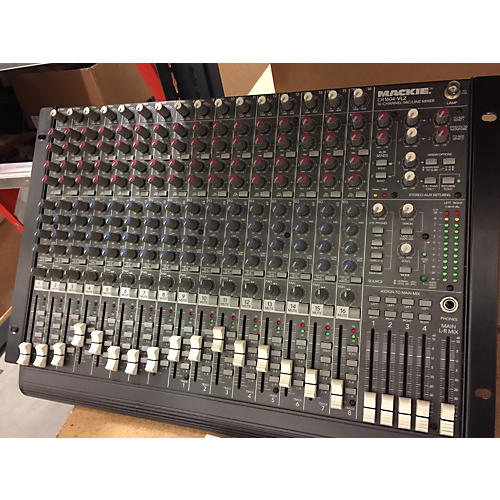 Mackie CR1604VLZ Unpowered Mixer