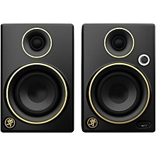 Mackie CR3 Limited Edition Gold Trim 3 in. Multimedia Monitors (Pair) Level 1