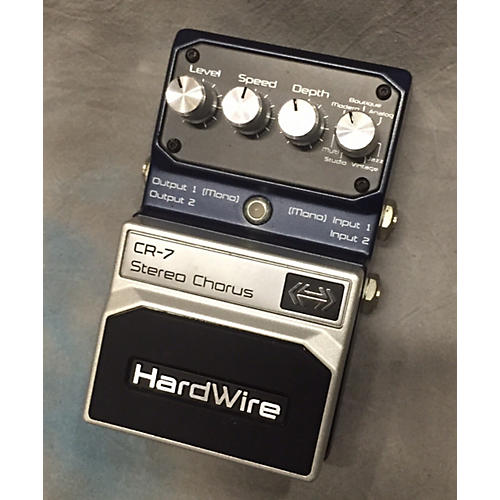 In Store Used CR7 Effect Pedal