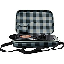 Crosley CR8016A Messenger Turntable Level 2 Gray 190839253828