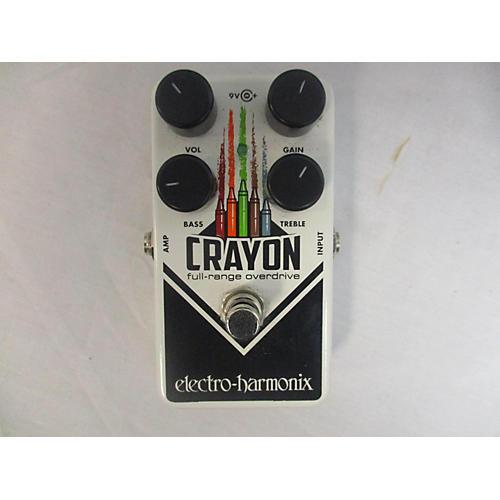 Electro-Harmonix CRAYON Effect Pedal