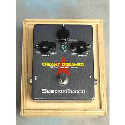 In Store Used CREAMY DREAMER Effect Pedal