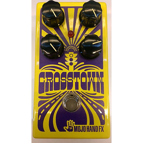 In Store Used CROSSTOWN Effect Pedal