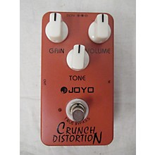 Joyo CRUNCH DISTORTION Effect Pedal