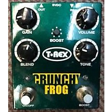 T-Rex Engineering CRUNCHY FROG OVERDRIVE Effect Pedal