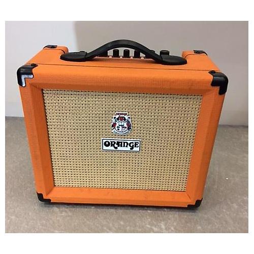 used orange amplifiers crush 20rt guitar combo amp guitar center. Black Bedroom Furniture Sets. Home Design Ideas
