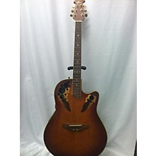Ovation CS 257 CELEBRITY DELUXE Acoustic Electric Guitar