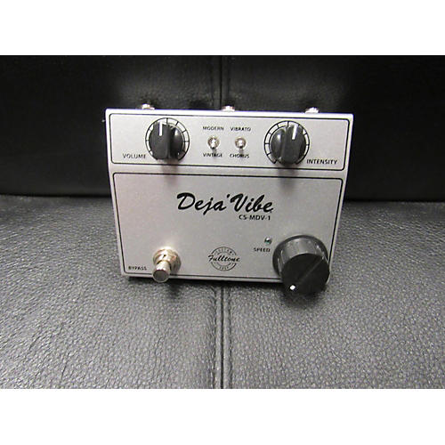 Fulltone CS MINI DEJA VIBE 1 Effect Pedal