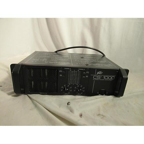 Peavey CS1000 Power Amp