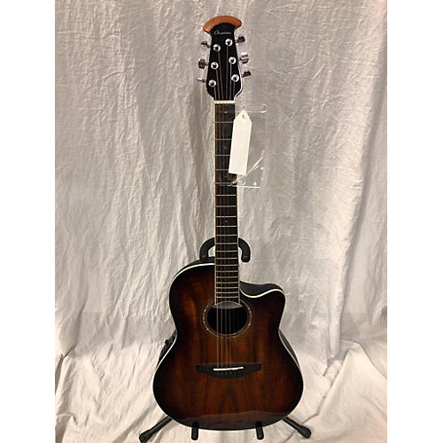 Ovation CS28P-KOAB Acoustic Electric Guitar