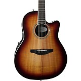 Ovation CS28P-KOAB Celebrity Standard Plus Super Shallow Acoustic-Electric Guitar Koa Burst