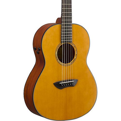 Yamaha CSF-TA TransAcoustic Parlor Acoustic-Electric Guitar