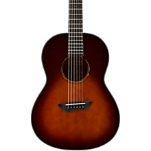 CSF1M Parlor Acoustic-Electric Guitar Tobacco Brown Sunburst