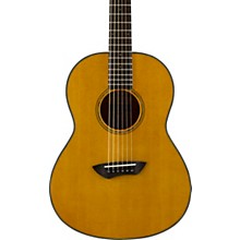 CSF1M Parlor Acoustic-Electric Guitar Vintage Natural