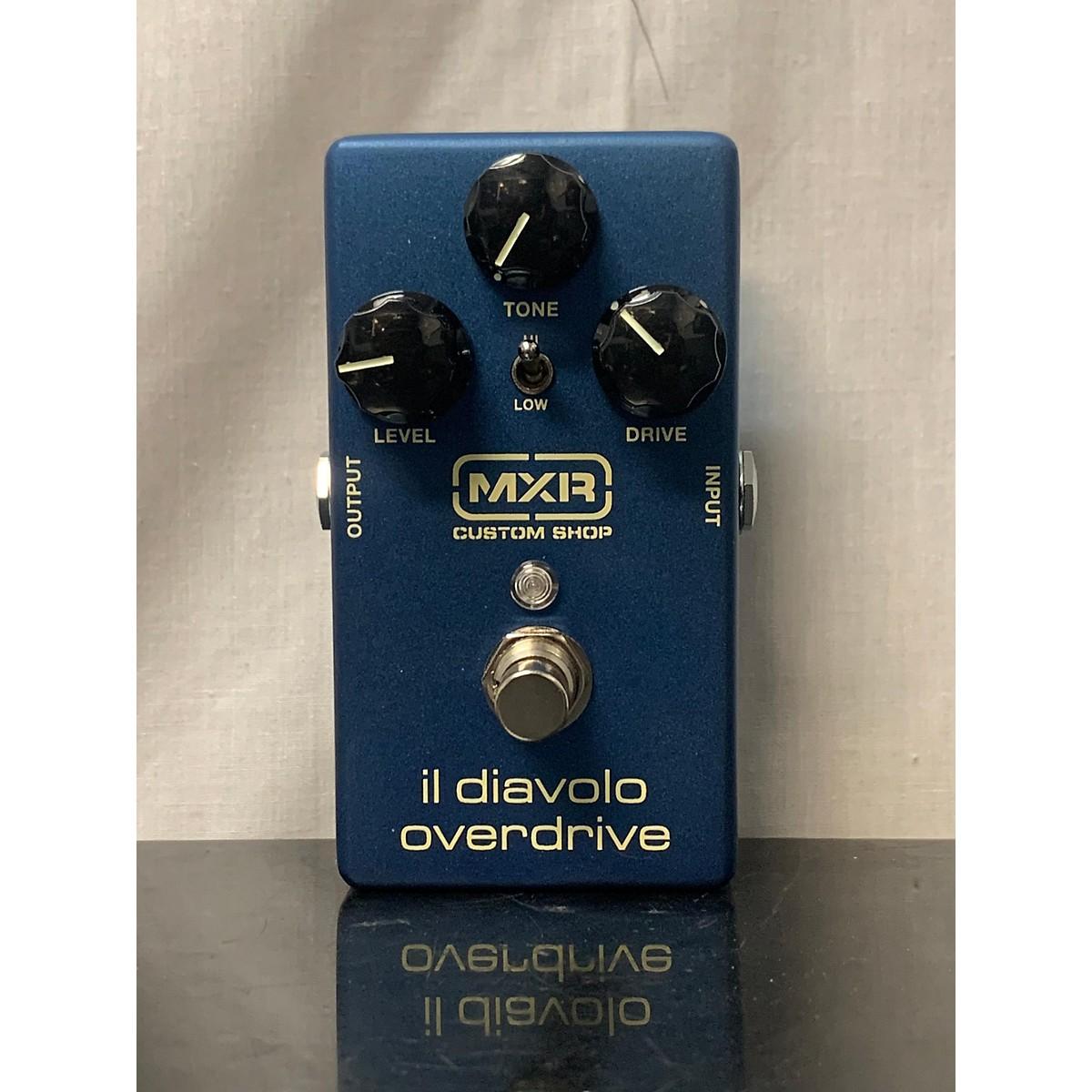 MXR CSP036 IL DIAVOLO OVERDRIVE Effect Pedal