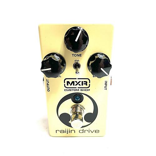 MXR CSP037 RAIJIN DRIVE Effect Pedal