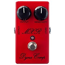 MXR CSP102SL Script Dyna Comp Compressor Guitar Effects Pedal