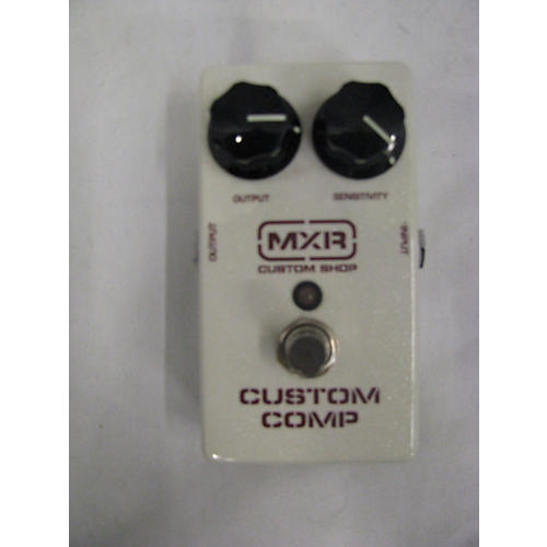 MXR CSP202 Custom Shop Compressor Effect Pedal