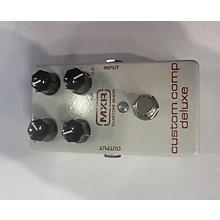MXR CSP204 Effect Pedal
