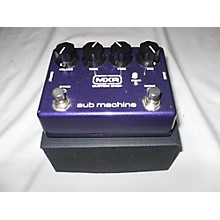 MXR CSP210 Custom Shop Sub Machine Effect Pedal