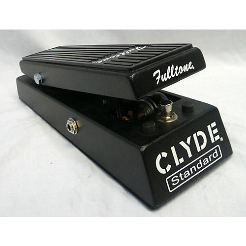 Fulltone CSW Clyde Standard Wah Effect Pedal
