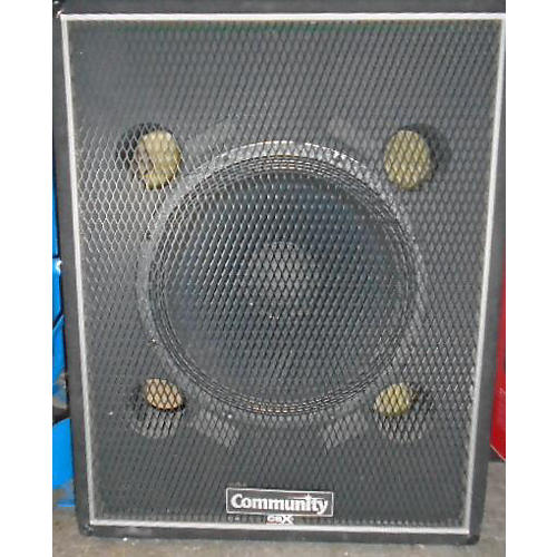 COMMUNITY CSX-50B11 Bass Cabinet