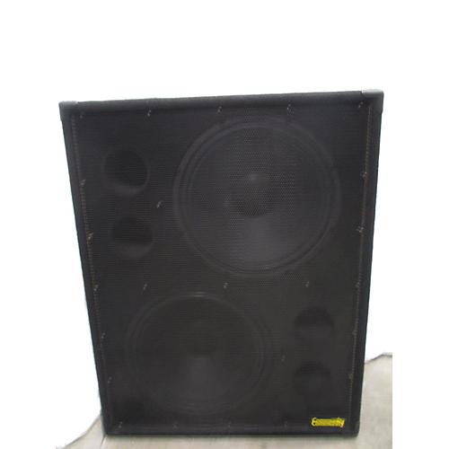 COMMUNITY CSX56S2 Unpowered Subwoofer
