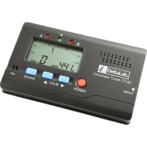Deltalab CT-40 Chromatic Tuner