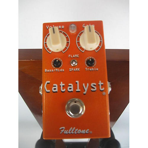 used fulltone ct1 catalyst fuzz booster effect pedal guitar center. Black Bedroom Furniture Sets. Home Design Ideas
