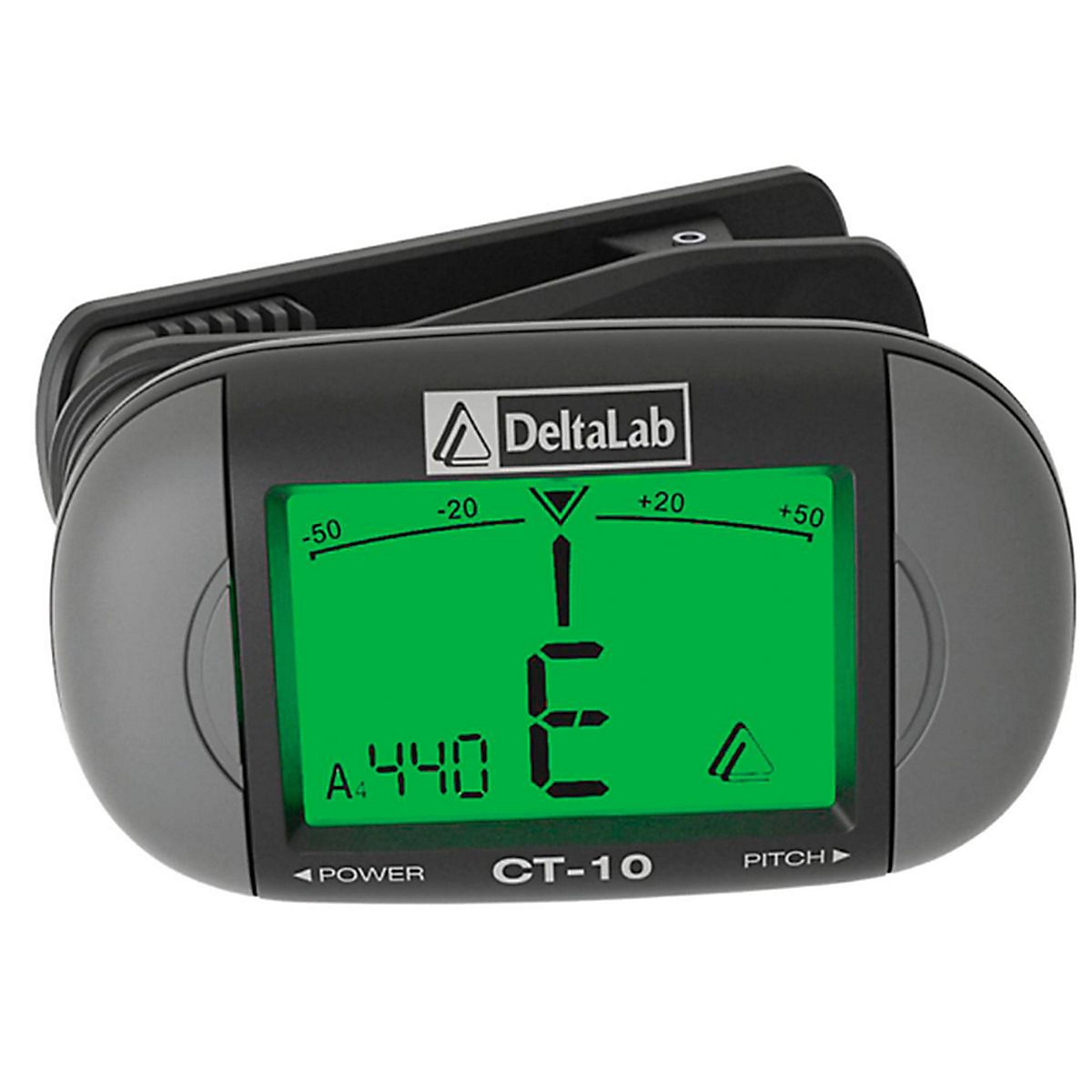 Deltalab CT10 Clip On Tuner 2-Pack