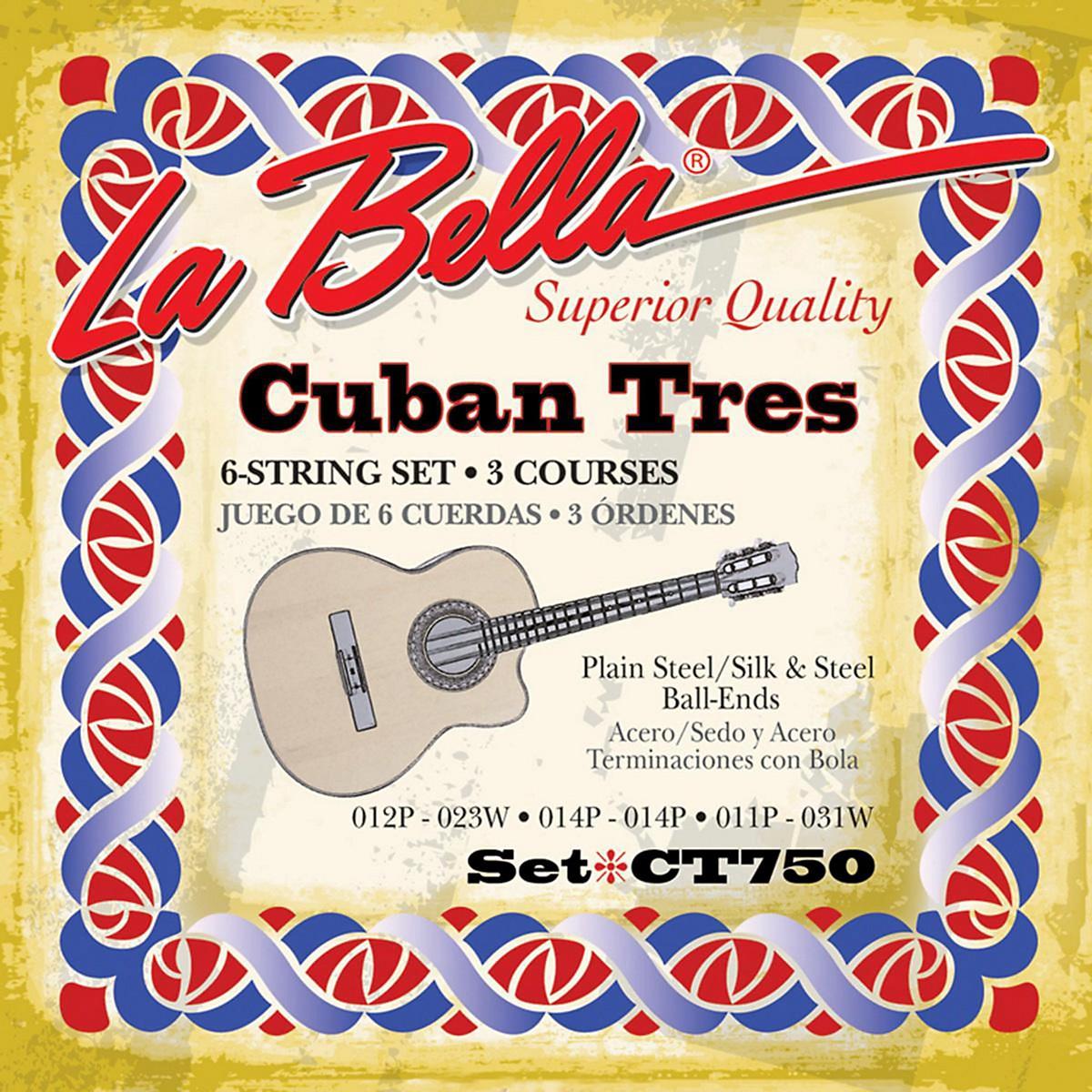 LaBella CT750 Cuban Tres Strings