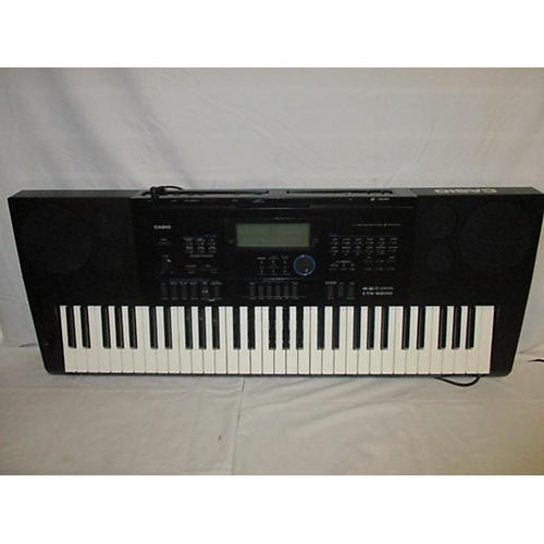 Casio CTK-6200 Digital Piano