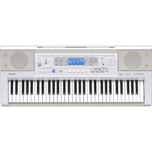 Casio CTK-810 61-Note Touch-Sensitive Keyboard