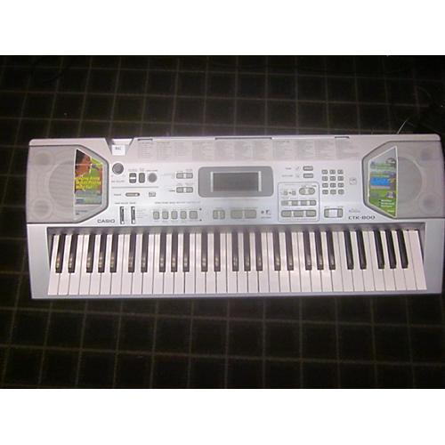 Casio CTK800 Keyboard Workstation
