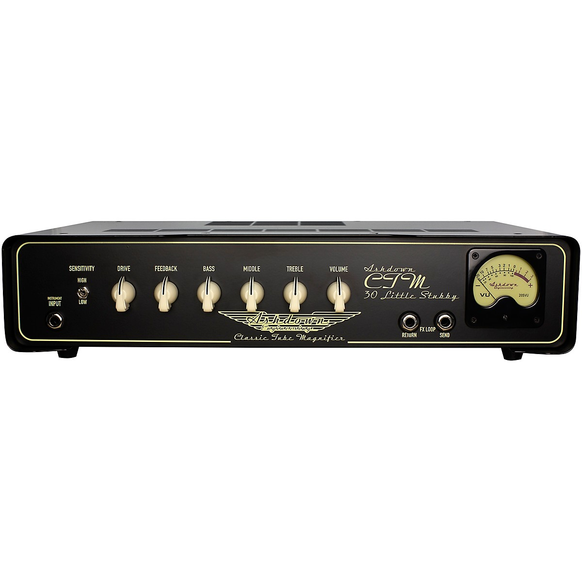 Ashdown CTM30 Little Stubby 30W Tube Bass Amp Head