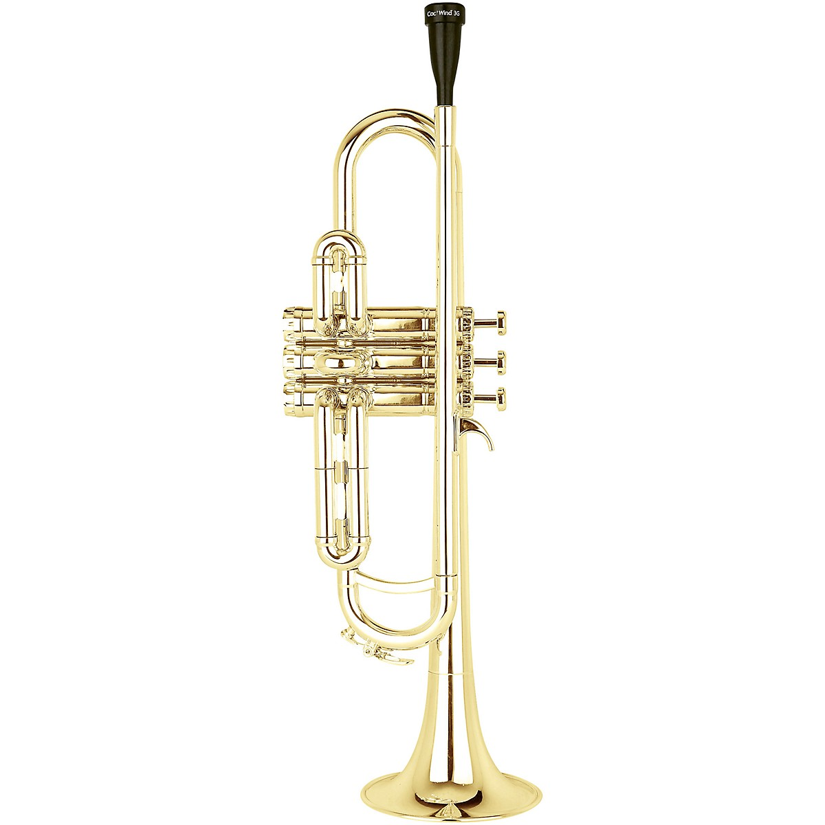 Cool Wind CTR-200 Metallic Series Plastic Bb Trumpet