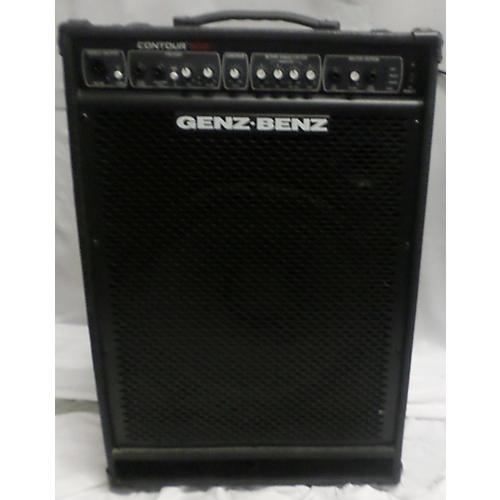Genz Benz CTR500 115T Bass Combo Amp