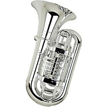 Cool Wind CTU-200 Metallic Series 4-Valve Plastic BBb Tuba