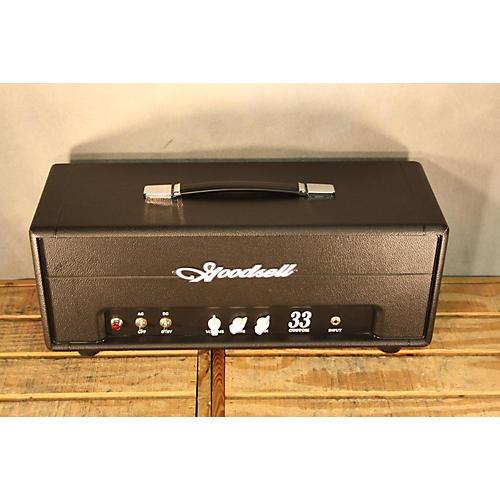used goodsell custom 33 tube guitar amp head guitar center. Black Bedroom Furniture Sets. Home Design Ideas