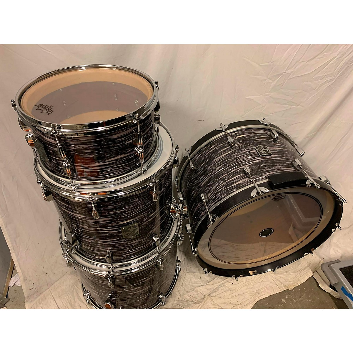 SJC CUSTOM 4 PIECE Drum Kit