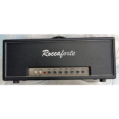 Roccaforte CUSTOM 80 Tube Guitar Amp Head