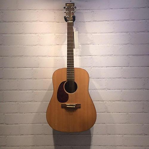 Martin CUSTOM DREADNOUGHT LH Acoustic Guitar