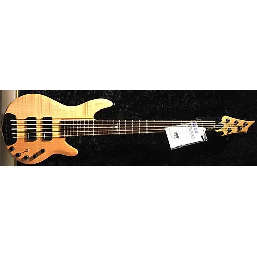 Traben CUSTOM SHOP CHAOS CORE NECK THRU 5 STRING Electric Bass Guitar