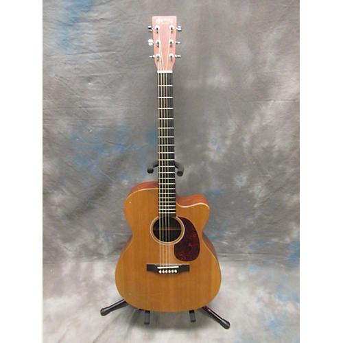 Martin CUSTOM X SERIES OM Acoustic Electric Guitar