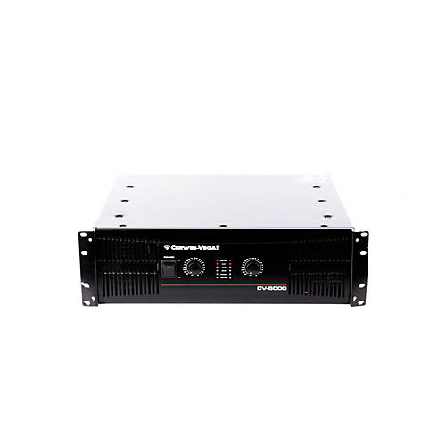 Cerwin-Vega CV-5000 High Performance Professional Power Amplifier