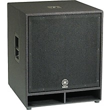 Yamaha CW118V 18 In. Club Concert Series Subwoofer Speaker